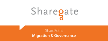 Partnerschaft Sharegate und Lansco