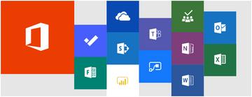 Grafik Blogartikel Office 365 Periodensystem