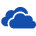 Microsoft OneDrive for Business Logo
