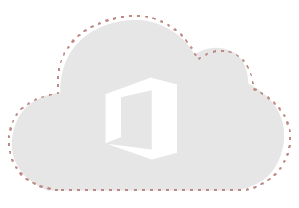 Office 365 Leistungen LANSCO Icon