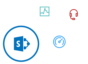 SharePoint Managed Service LANSCO Icon